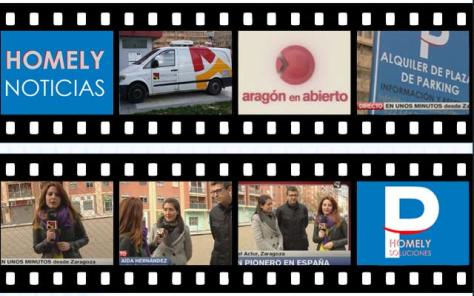 HOMELY Soluciones en Aragón en Abierto